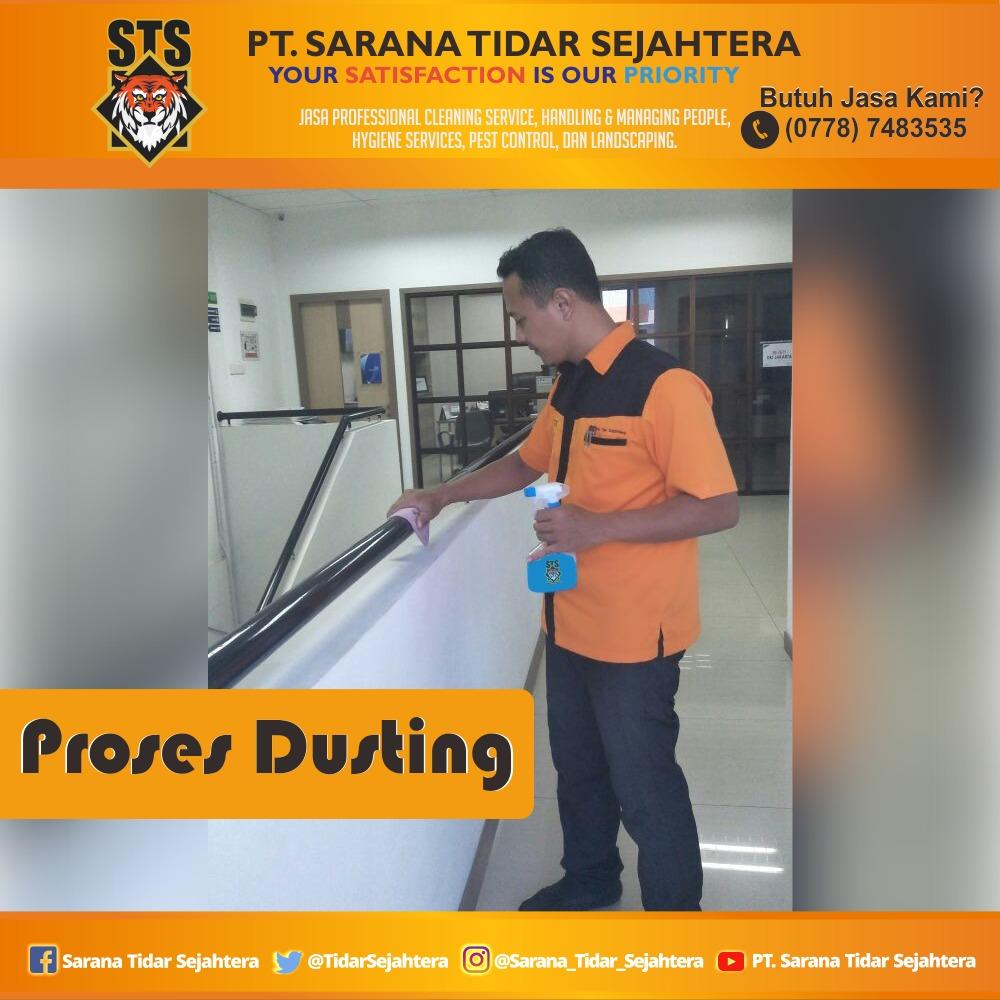 jasa cleaning service batam Island