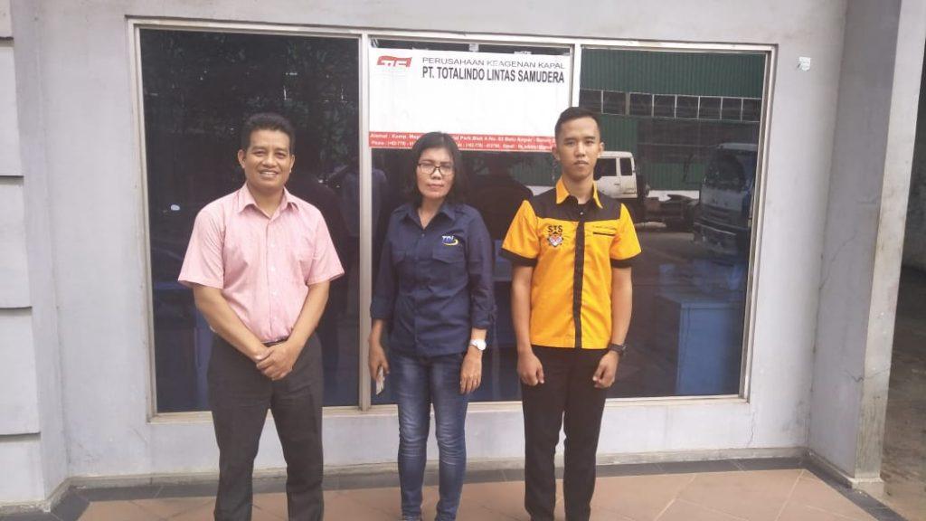 Cleaning Service STS mendapatkan kepercayaan PT Terminal Depo Logistik - Batam