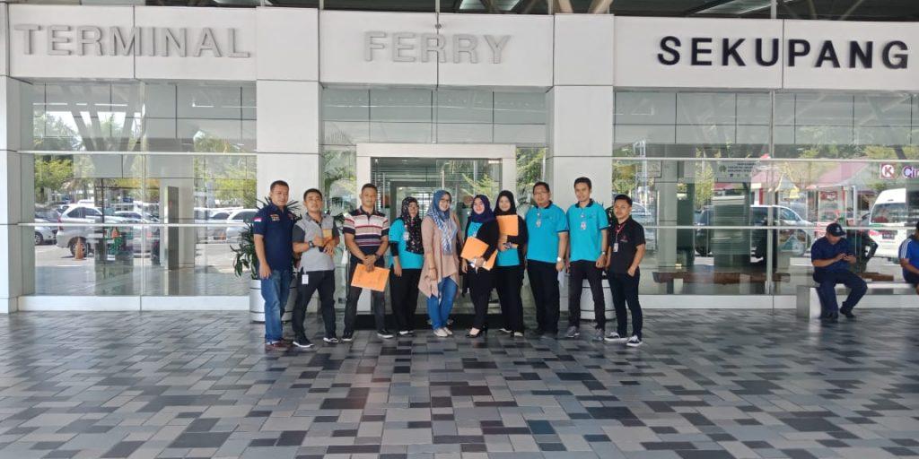STS Layani Manpower Sekupang Ferry Terminal