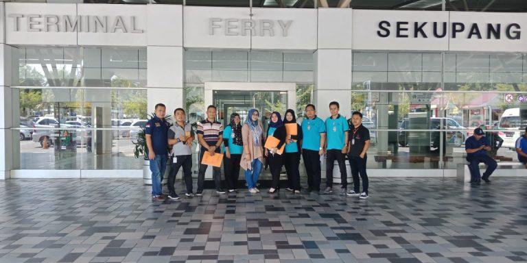 Jasa Manpower di Batam - PT Sarana Tidar Sejahtera layani manpower untuk kliennya Sekupang Ferry Terminal