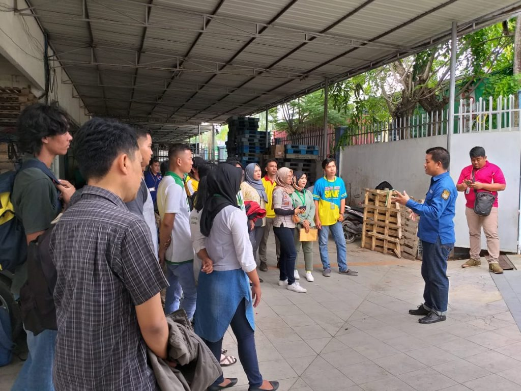 Jasa Tenaga Kerja Sales - PT. Sarana Tidar Sejahtera berikan layanan tenaga kerja Sales di PT. Bintang Central Imada -