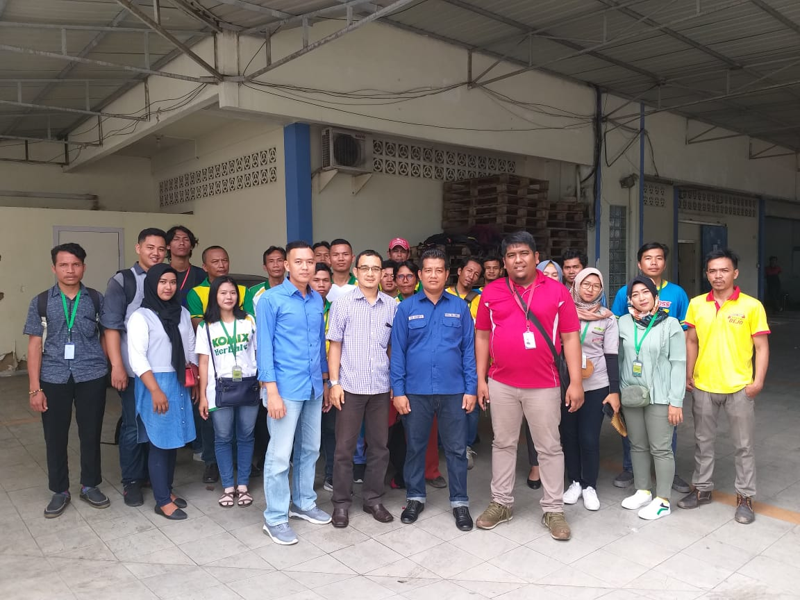Jasa Tenaga Kerja Sales - PT. Sarana Tidar Sejahtera berikan layanan tenaga kerja Sales di PT. Bintang Central Imada - 1