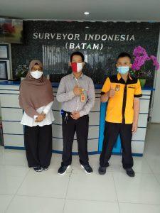 Jasa Cleaning Service di Batam - PT. Sarana Tidar Sejahtera - PT. Surveyor Indonesia (Persero)